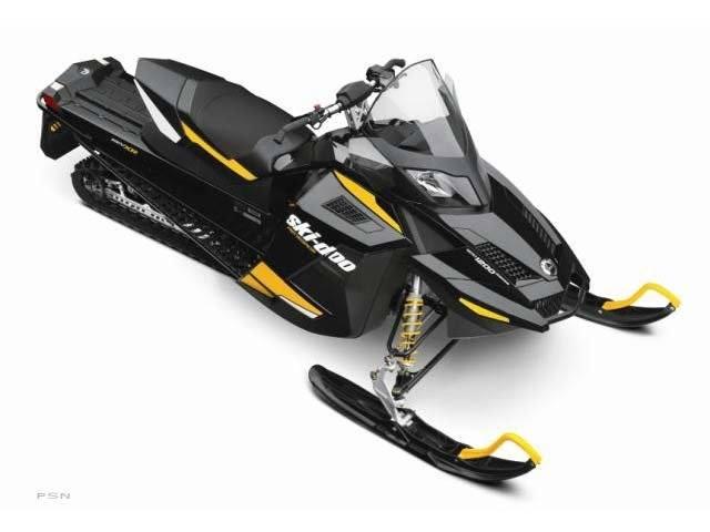 2012 Ski-Doo Renegade® Adrenaline 4-TEC® 1200 in Oak Creek, Wisconsin