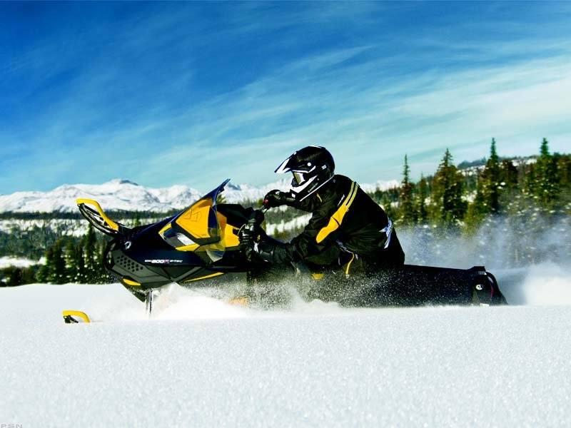 2013 Ski-Doo Renegade Adrenaline E-TEC 800R 3