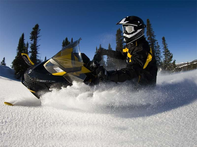 2013 Ski-Doo Renegade Adrenaline E-TEC 800R 5