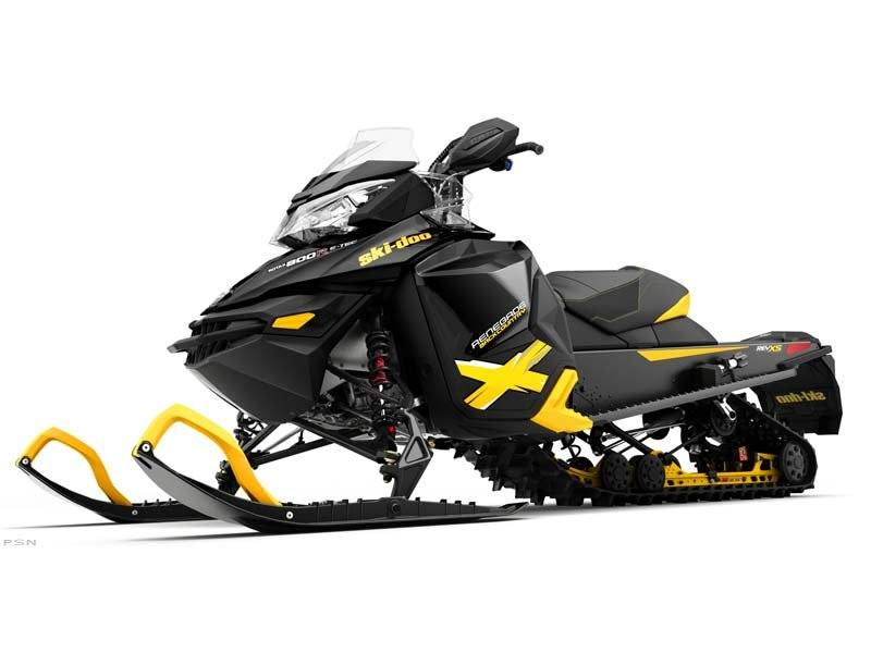 2013 Ski-Doo Renegade® Backcountry™ X® E-TEC 800R in Park Rapids, Minnesota - Photo 2