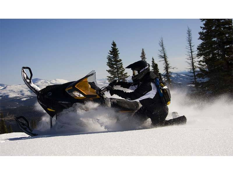 2014 Ski-Doo Summit® Sport 600 Carb in Hancock, Michigan