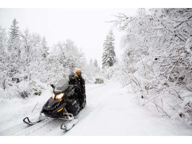 2014 Ski-Doo Grand Touring™ LE E-TEC® 600 H.O. in Lancaster, New Hampshire