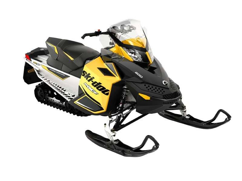 Ski Doo Parts >> Used 2014 Ski-Doo MX Z® Sport 600 Carb ES Snowmobiles in Munising, MI   Stock Number: N/A