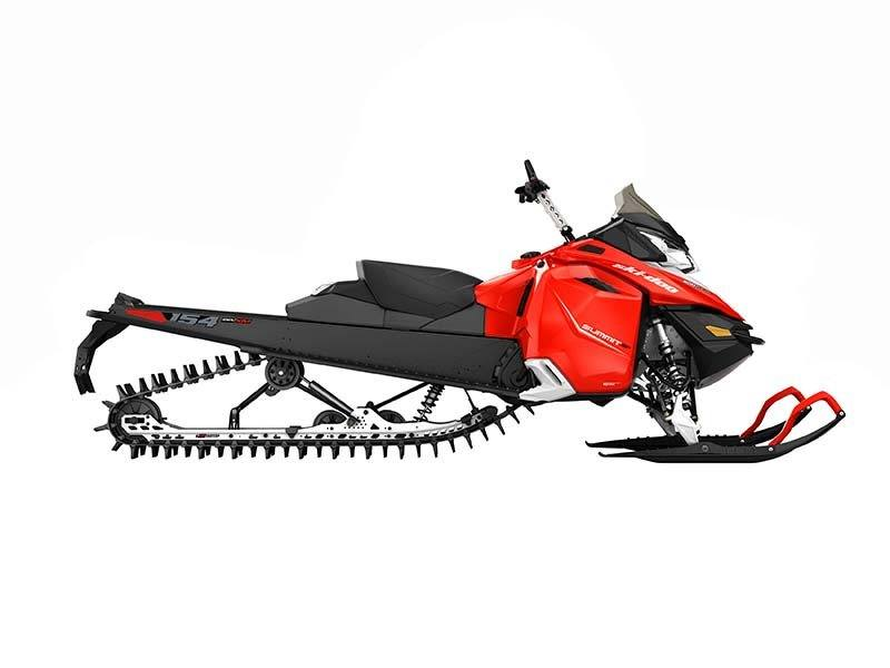 2015 Ski-Doo Summit® SP 154 800R E-TEC® E.S. in Sierra City, California