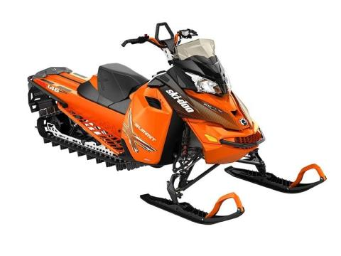 "2015 Ski-Doo Summit® X® 146 800R E-TEC®, PowderMax 2.5"" E.S. LAC in Shawano, Wisconsin"