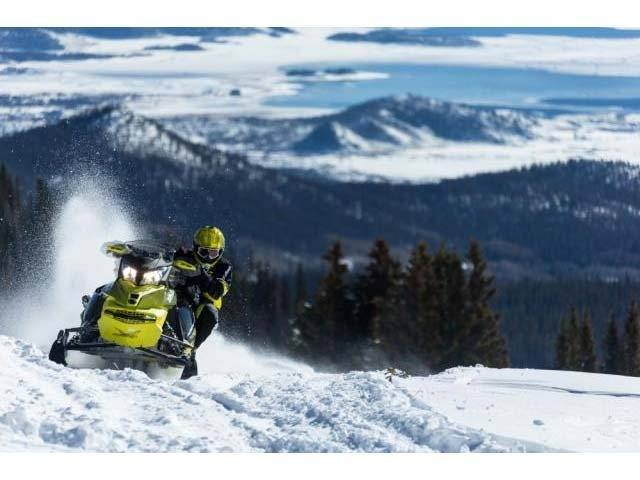 2015 Ski-Doo MX Z® TNT™ E-TEC® 600 H.O. in Cohoes, New York