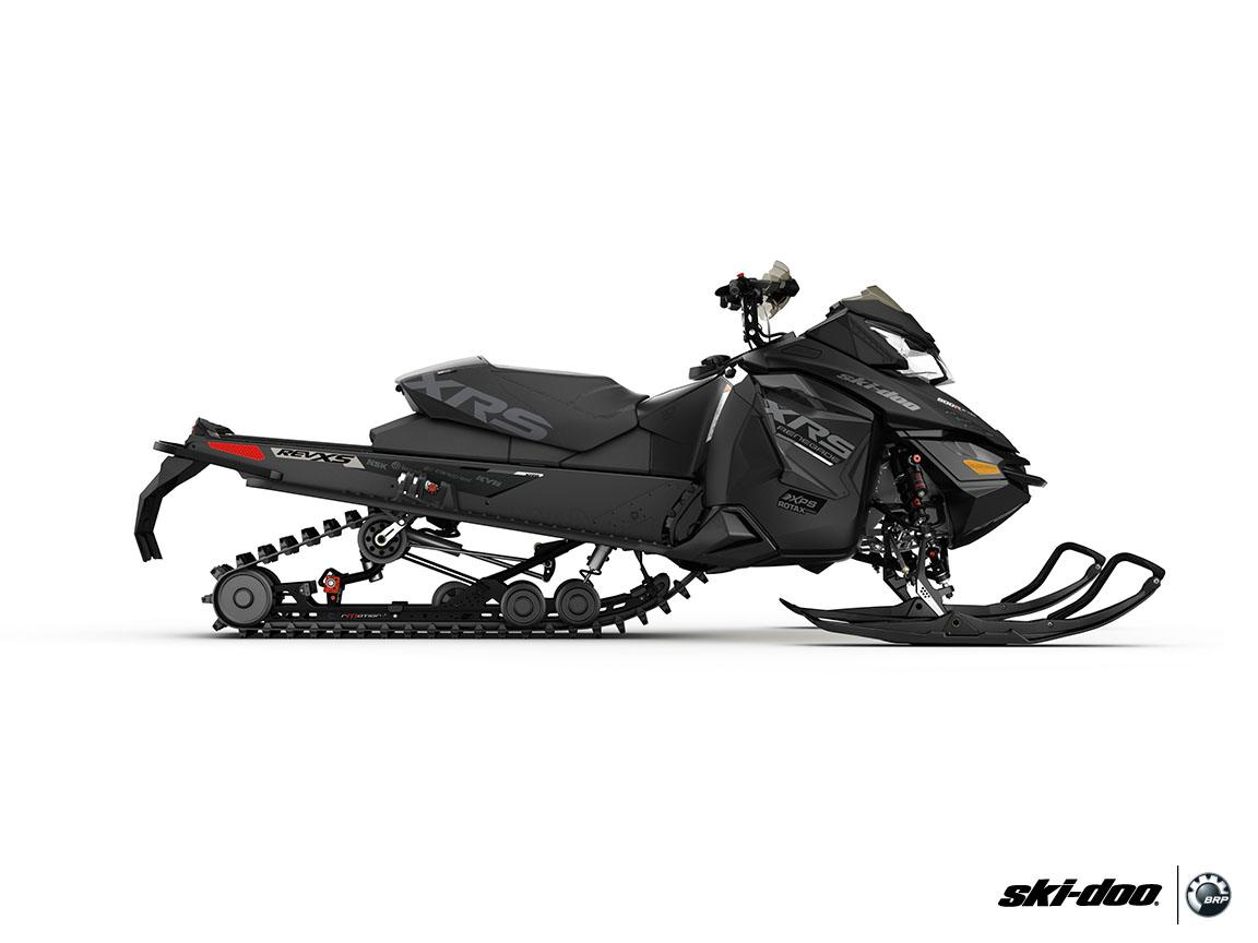 2015 Ski-Doo Renegade X-RS 800R E-TEC E.S., Ice Ripper XT in Huron, Ohio