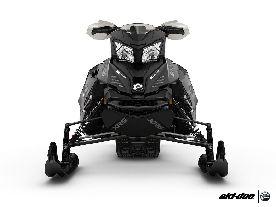 2015 Ski-Doo Renegade  X-RS 800R E-TEC E.S. w/ Adj. Susp., Ice Ripper XT in Huron, Ohio