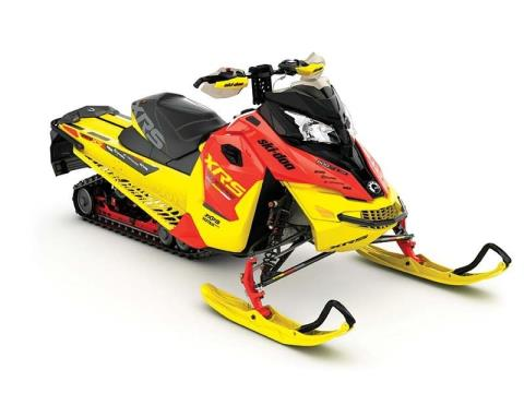 2015 Ski-Doo Renegade®  X-RS® 800R E-TEC® E.S. w/ Adj. Susp., Ice Ripper XT in Dickinson, North Dakota