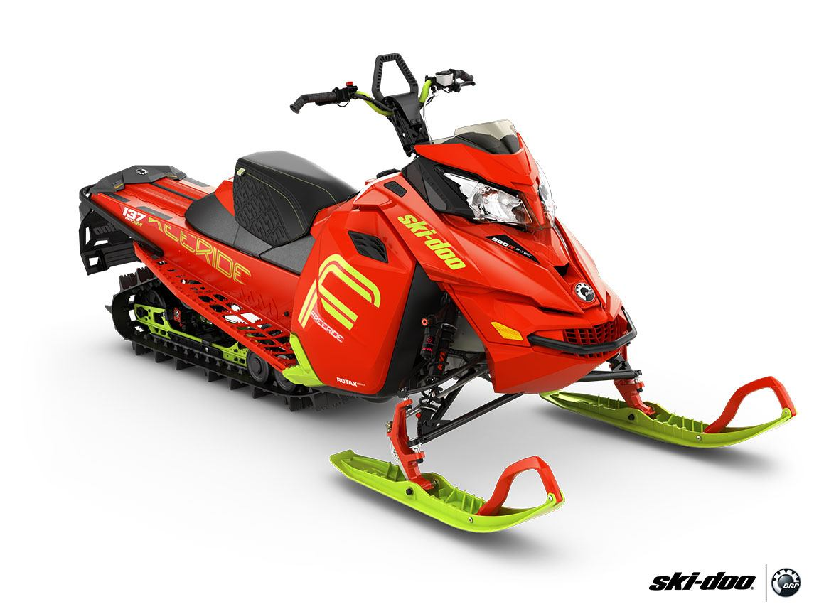 "2016 Ski-Doo Freeride 137 800R E-TEC E.S., Powdermax 1.75"" in Dickinson, North Dakota"