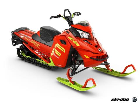 "2016 Ski-Doo Freeride 146 800R E-TEC E.S., PowderMax 2.5"" in Shawano, Wisconsin"