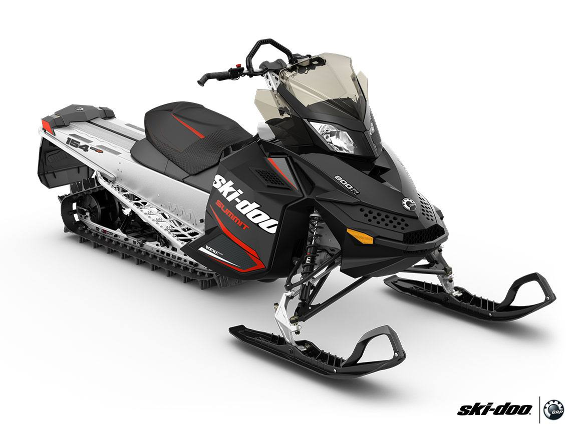 "2016 Ski-Doo Summit Sport 154 800R P-TEK, PowderMax 2.25"" in Springville, Utah"