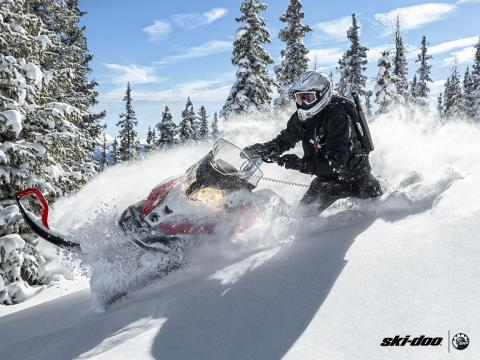 "2016 Ski-Doo Summit SP T3 154 800R E-TEC E.S., PowderMax 3.0"" in Springville, Utah"