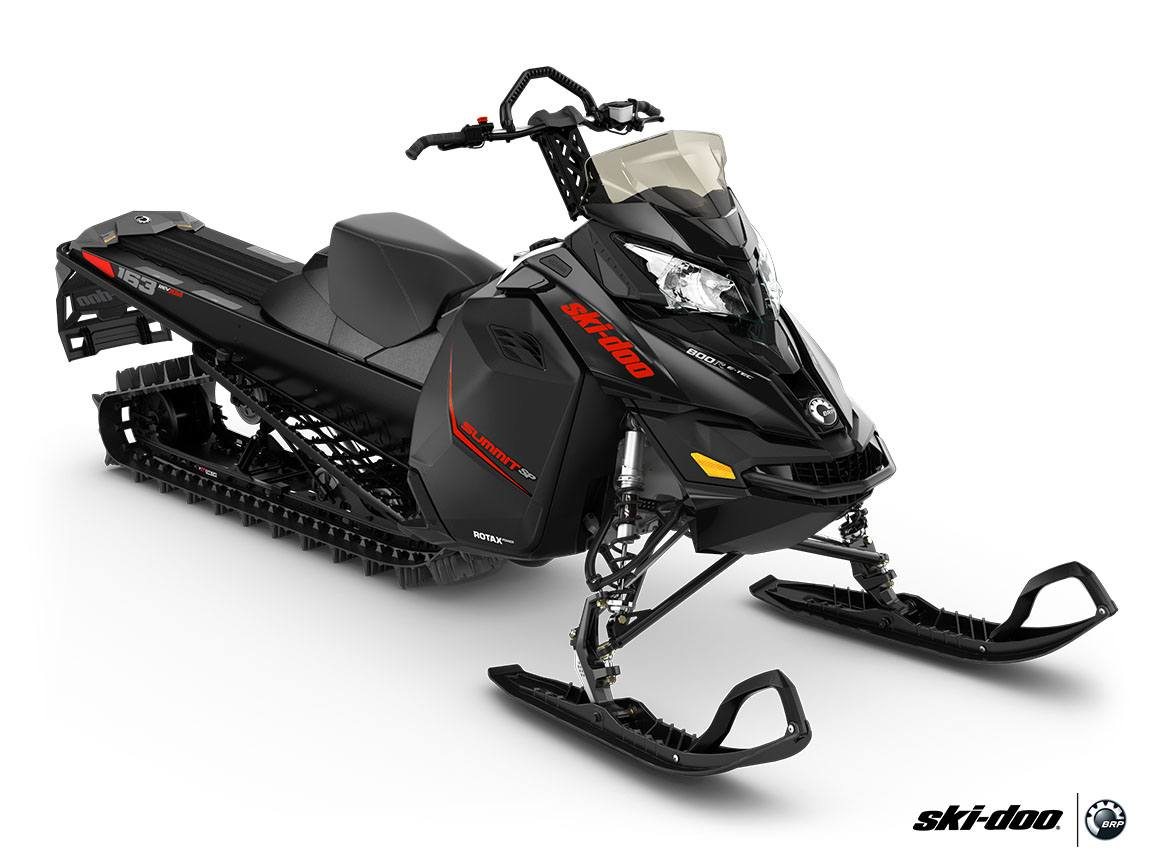 "2016 Ski-Doo Summit SP T3 163 800R E-TEC, PowderMax 3.0"" in Sully, Iowa - Photo 3"