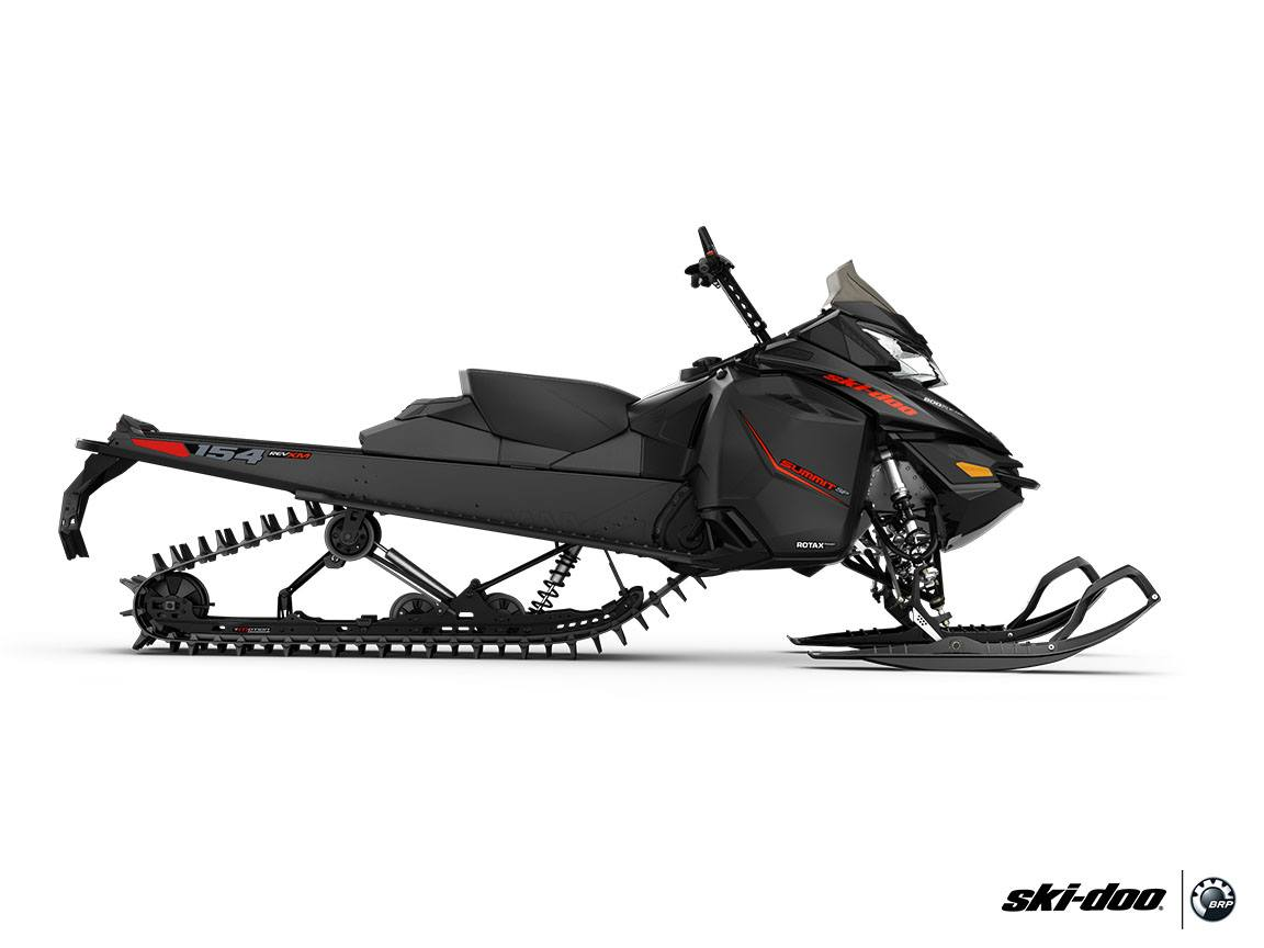 "2016 Ski-Doo Summit SP T3 163 800R E-TEC, PowderMax 3.0"" in Sully, Iowa - Photo 4"