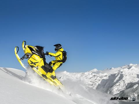 "2016 Ski-Doo Summit X T3 154 800R E-TEC E.S., PowderMax 3.0"" in Dickinson, North Dakota"