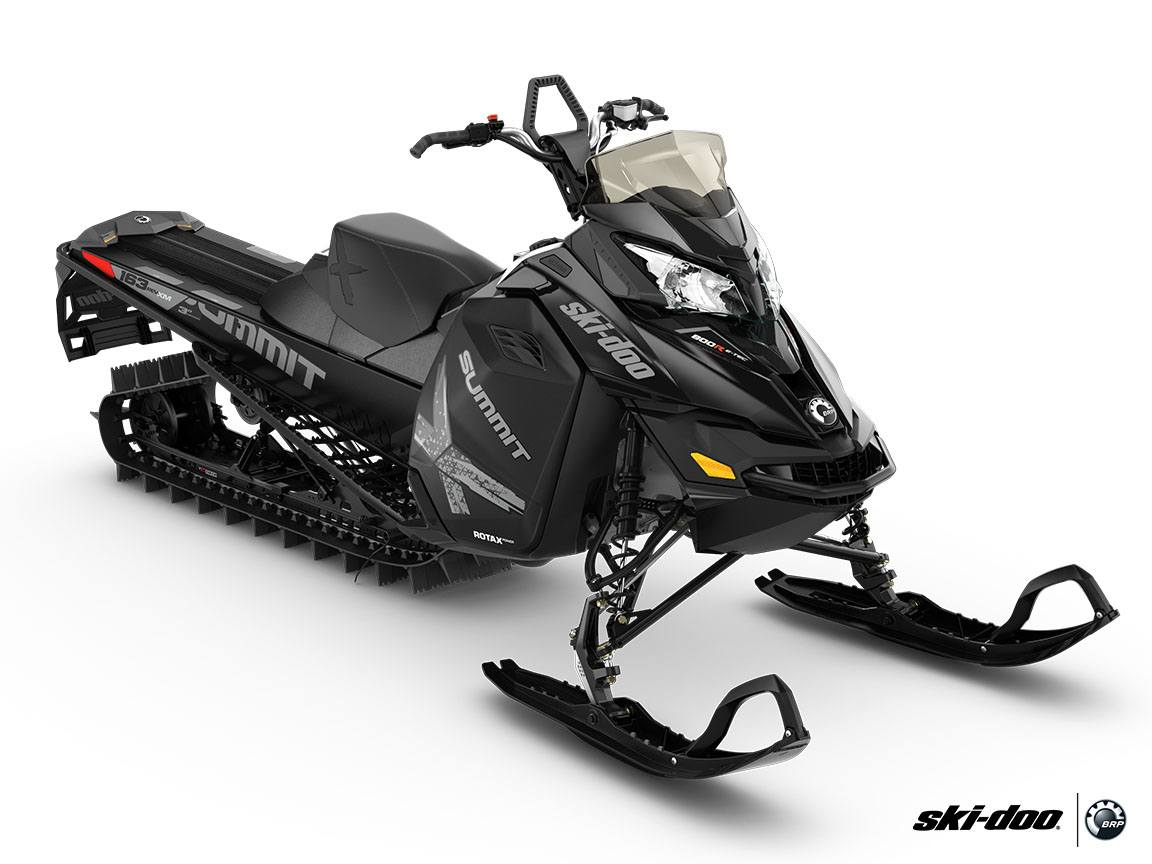"2016 Ski-Doo Summit X T3 163 800R E-TEC E.S., PowderMax 3.0"" in Sierra City, California - Photo 1"