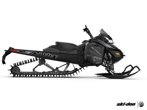 "2016 Ski-Doo Summit X T3 163 800R E-TEC E.S., PowderMax 3.0"" in Sierra City, California - Photo 2"