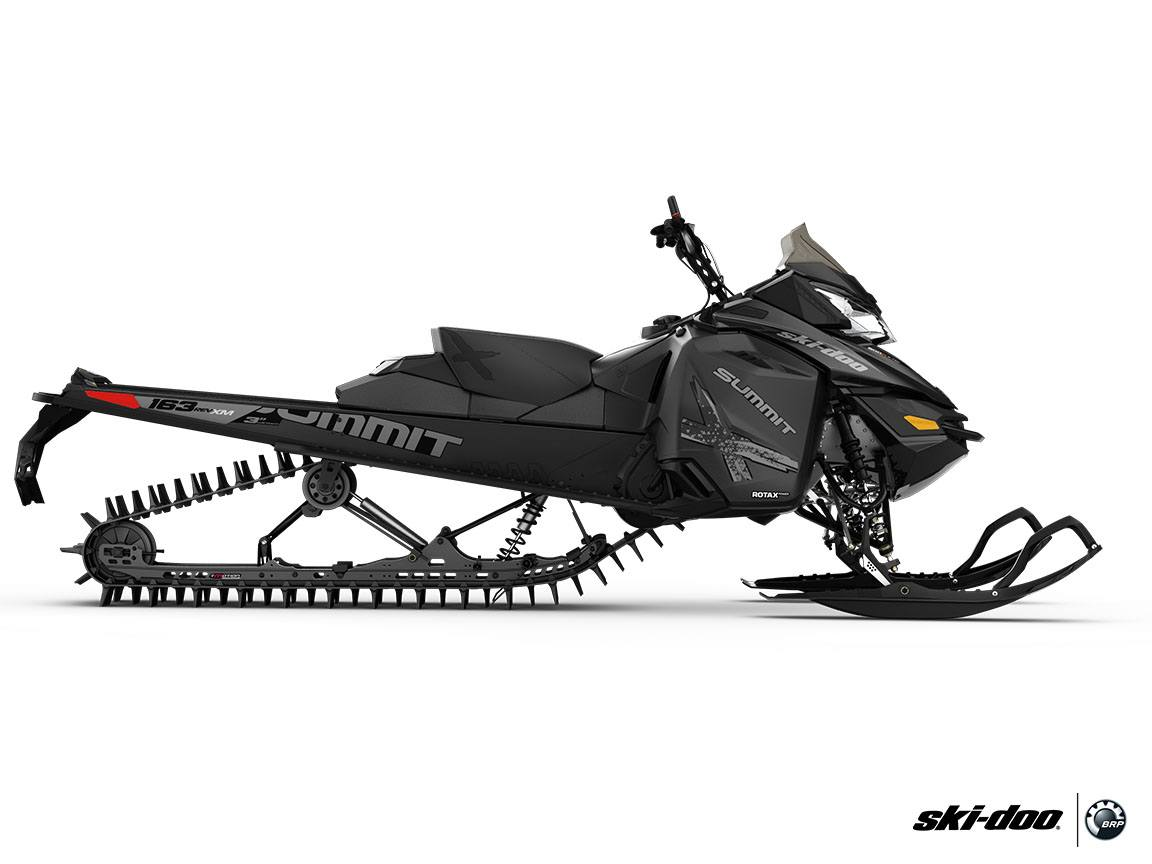 "2016 Ski-Doo Summit X T3 163 800R E-TEC E.S., PowderMax 3.0"" LAC in Springville, Utah"