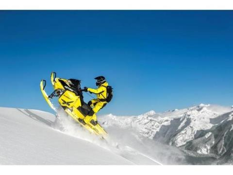 "2016 Ski-Doo Summit X T3 163 800R E-TEC ES, PowderMax 3.0"" LAC in Springville, Utah"