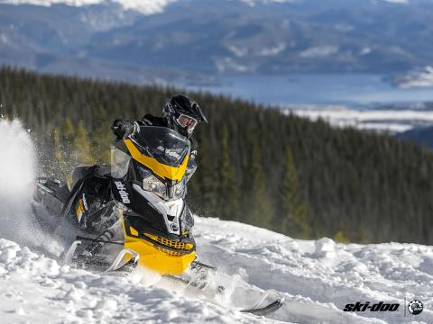 2016 Ski-Doo MX Z BLIZZARD 600 H.O. E-TEC  E.S. in Presque Isle, Maine