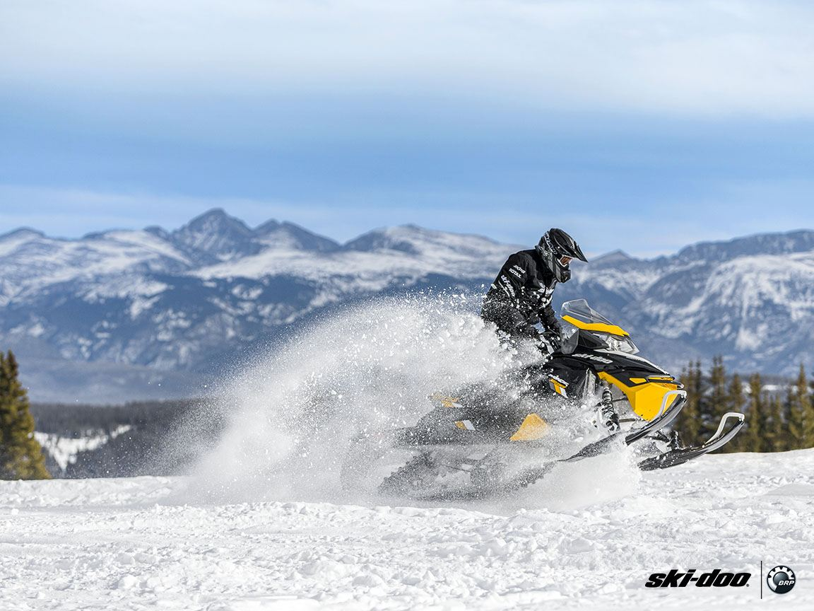 2016 Ski-Doo MX Z BLIZZARD 900 ACE  E.S. in Fond Du Lac, Wisconsin