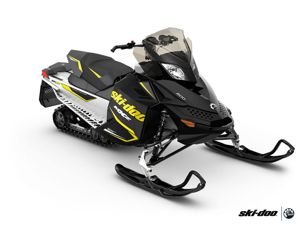 2016 Ski-Doo MX Z Sport Carb 600 E.S. in Norfolk, Virginia - Photo 1