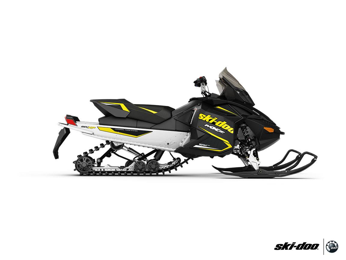 2016 Ski-Doo MX Z Sport Carb 600 E.S. in Unity, Maine