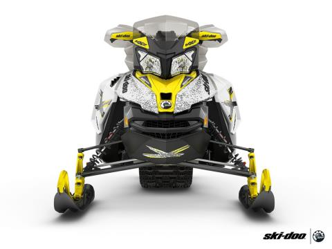2016 Ski-Doo MX Z X 1200 4-TEC E.S., Ice Ripper XT in Boonville, New York - Photo 2