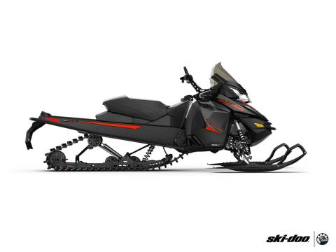 2016 Ski-Doo Renegade Backcountry 600 H.O. E-TEC in Hillman, Michigan