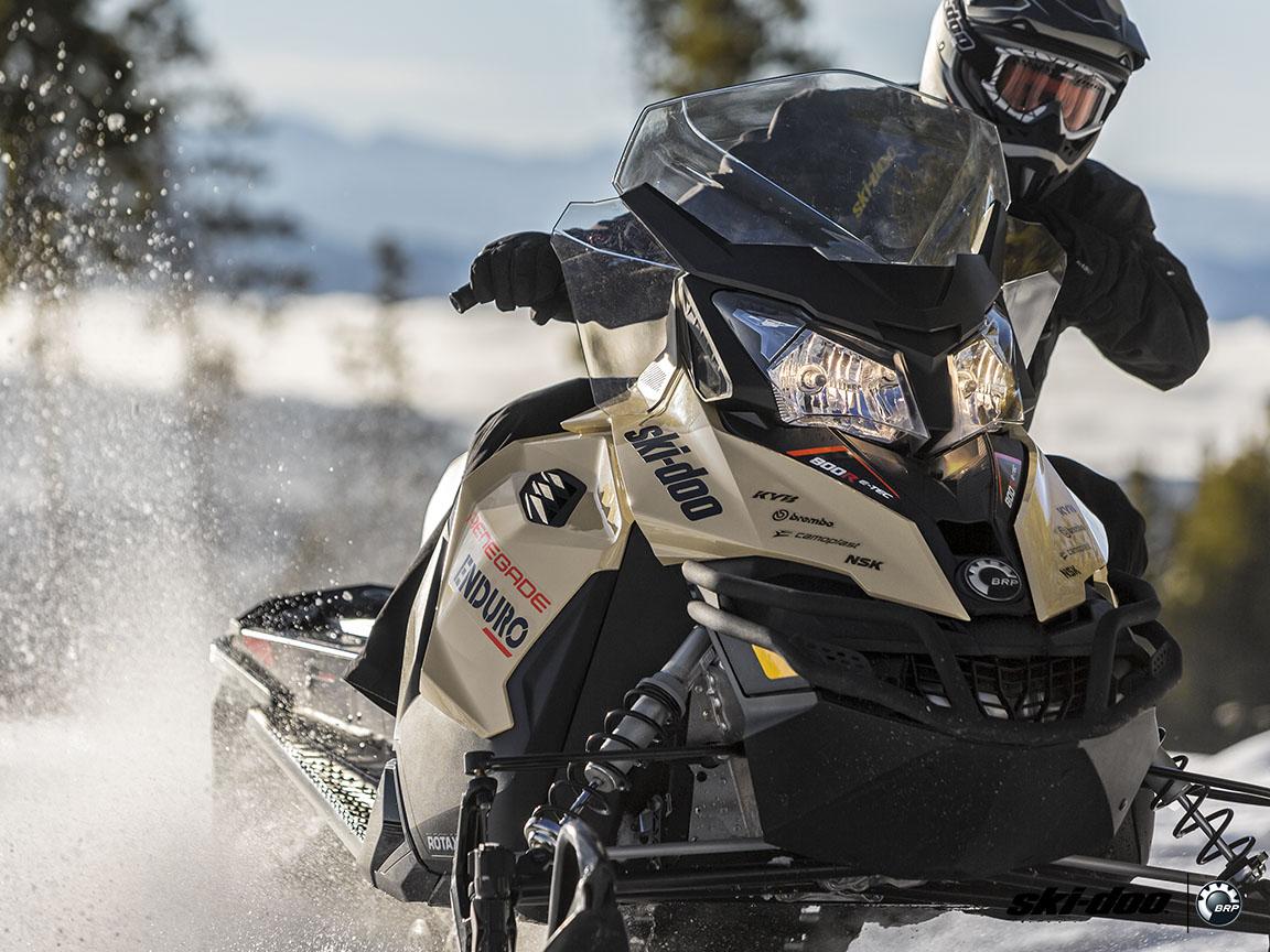 2016 Ski-Doo Renegade Enduro 900 ACE ES 4