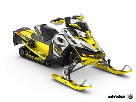 "2016 Ski-Doo Renegade X-RS 800R E-TEC E.S. w/ Adj. pkg, Ice Cobra 1.6"" in Dickinson, North Dakota"