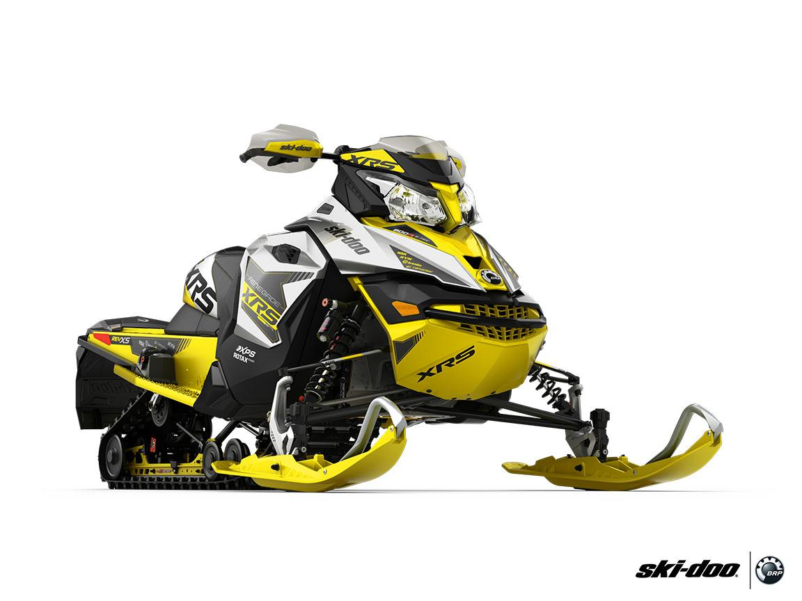 "2016 Ski-Doo Renegade X-RS 800R E-TEC ES w/ Adj. pkg, Ripsaw 1.5"" in Osseo, Minnesota - Photo 10"