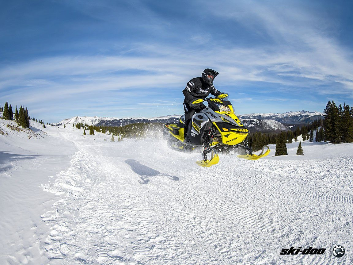"2016 Ski-Doo Renegade X-RS 800R E-TEC ES w/ Adj. pkg, Ripsaw 1.5"" in Osseo, Minnesota - Photo 12"