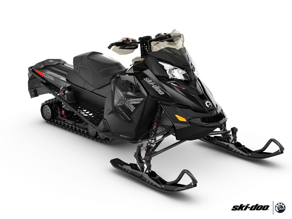 2016 Ski-Doo Renegade X 600 H.O. E-TEC ES Ripsaw 4
