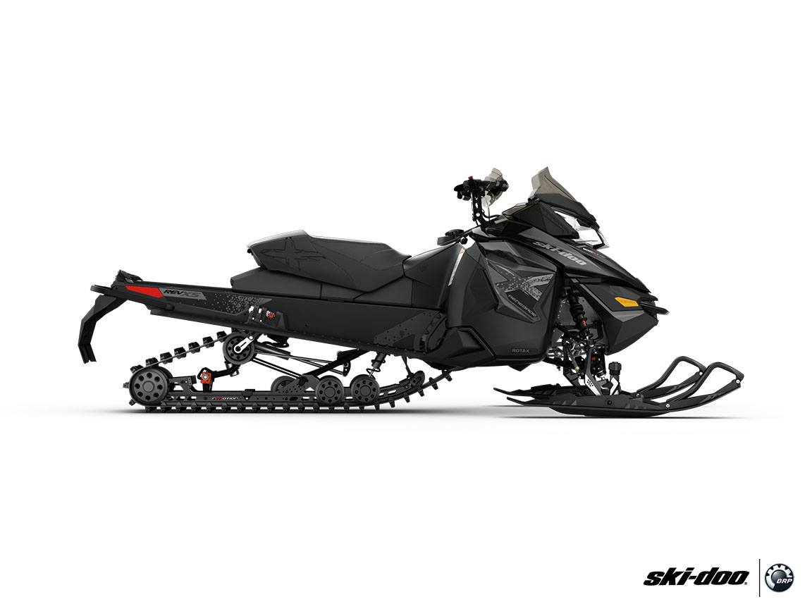 2016 Ski-Doo Renegade X 600 H.O. E-TEC ES Ripsaw 5