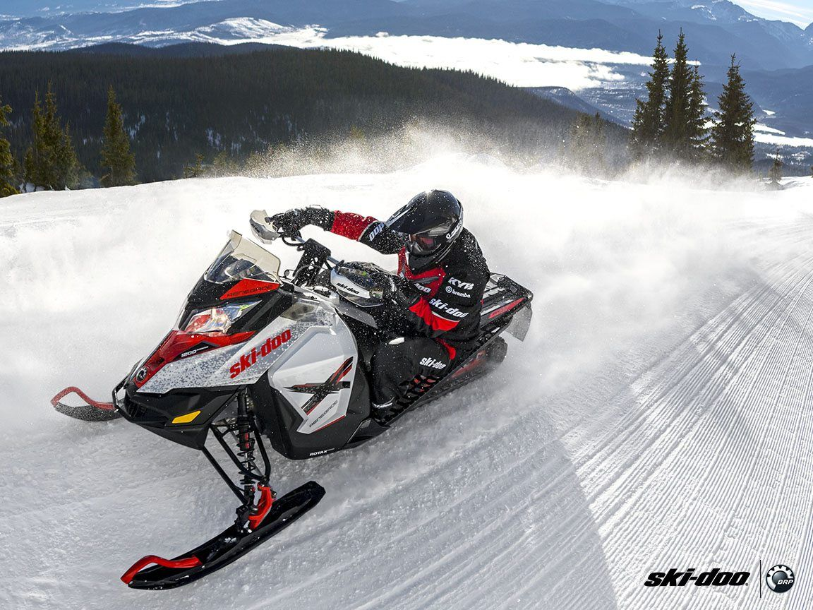2016 Ski-Doo Renegade X 800R E-TEC ES Ripsaw in Zulu, Indiana - Photo 4