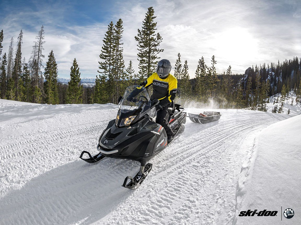 2016 Ski-Doo Skandic WT 600 ACE E.S. in Dickinson, North Dakota