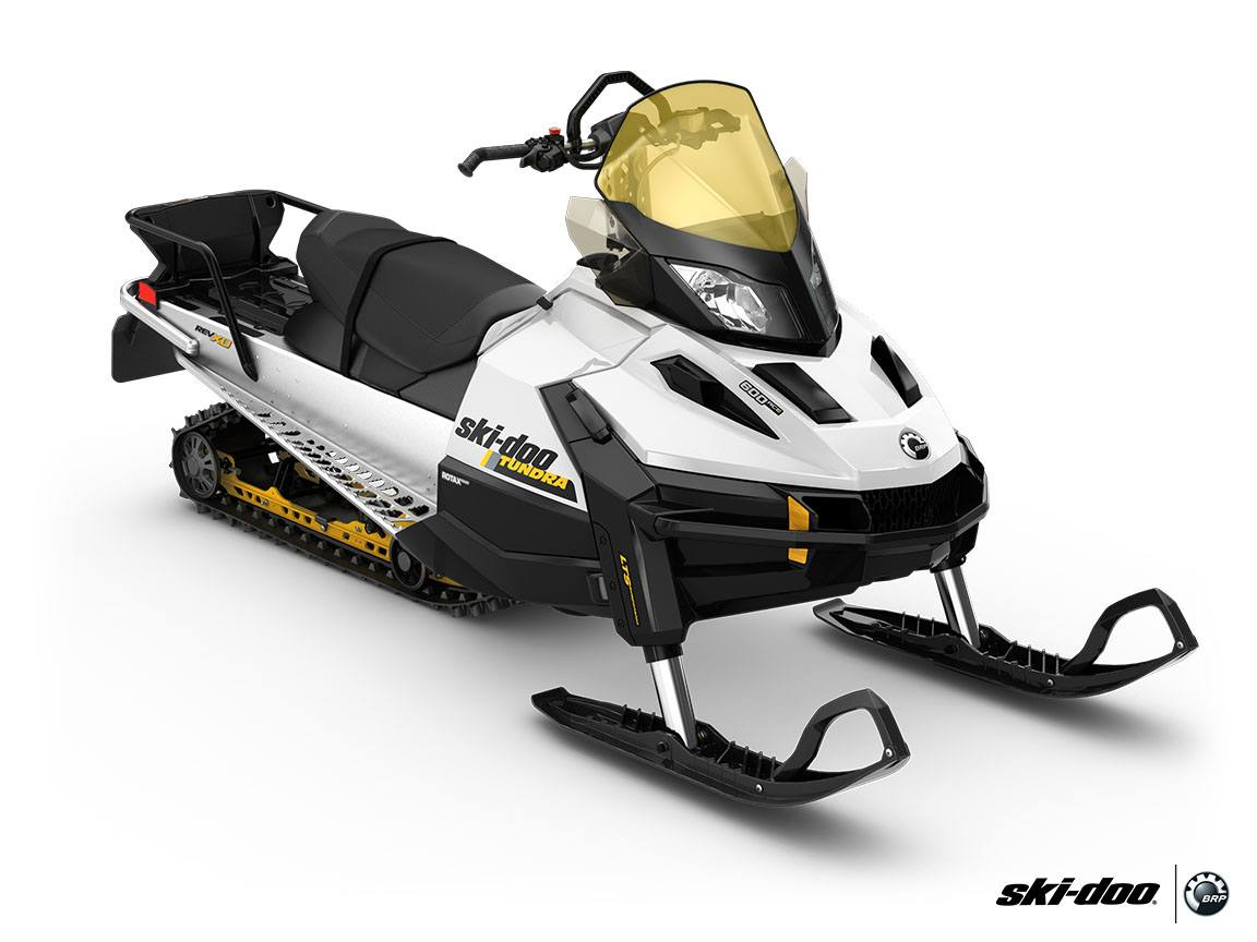 2016 Ski-Doo Tundra Sport 600 ACE E.S. in Dickinson, North Dakota