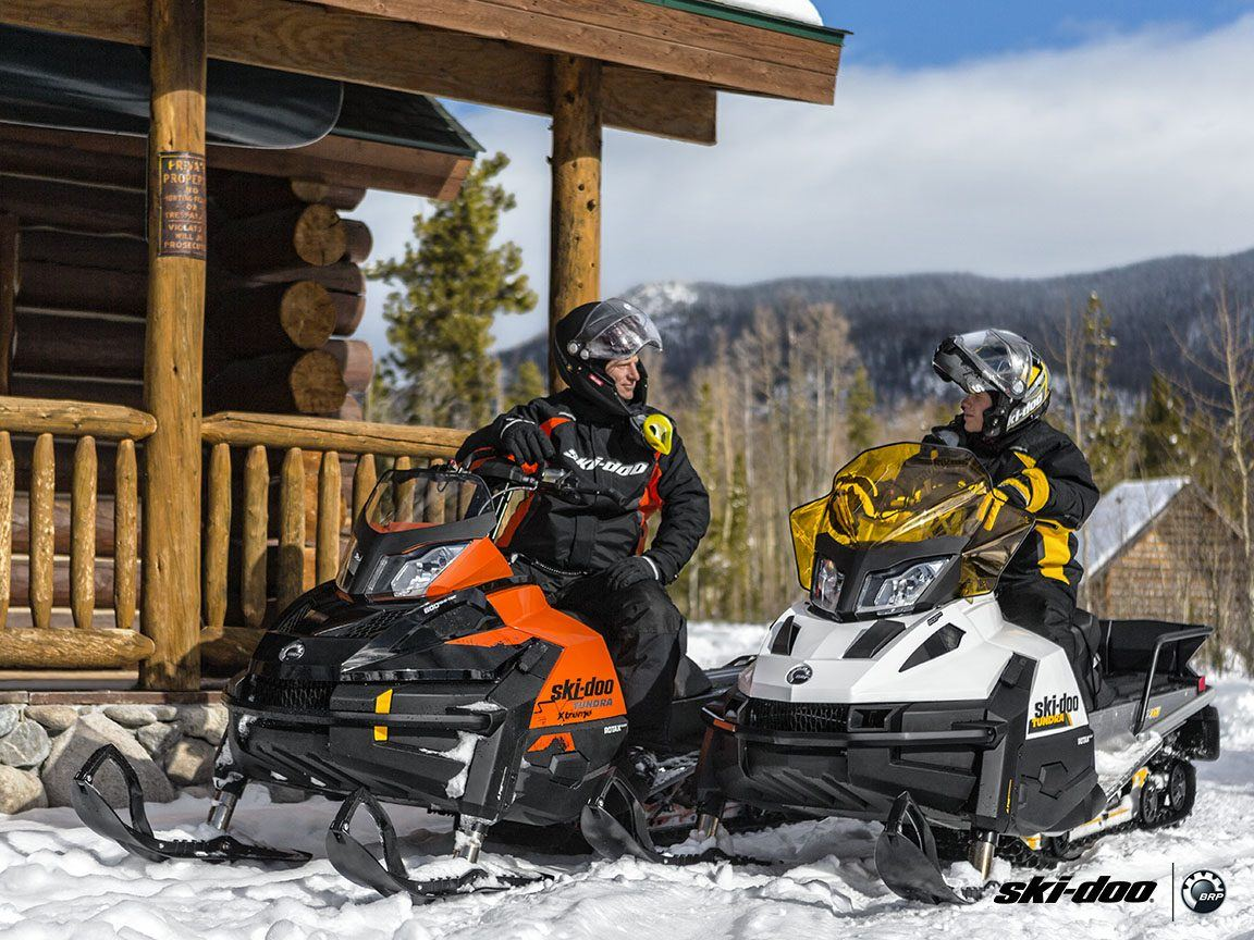 2016 Ski-Doo Tundra Xtreme 600 H.O. E-TEC E.S. in Dickinson, North Dakota