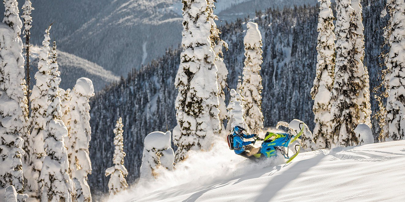 "2017 Ski-Doo Freeride 137 Powdermax 1.75"" in Augusta, Maine"
