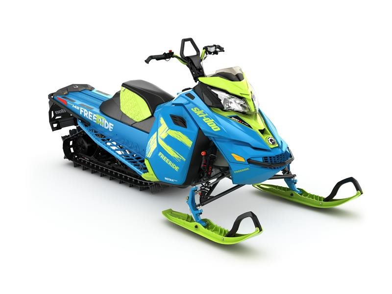 "2017 Ski-Doo Freeride 146 E.S. Powdermax 2.5"" in Augusta, Maine"
