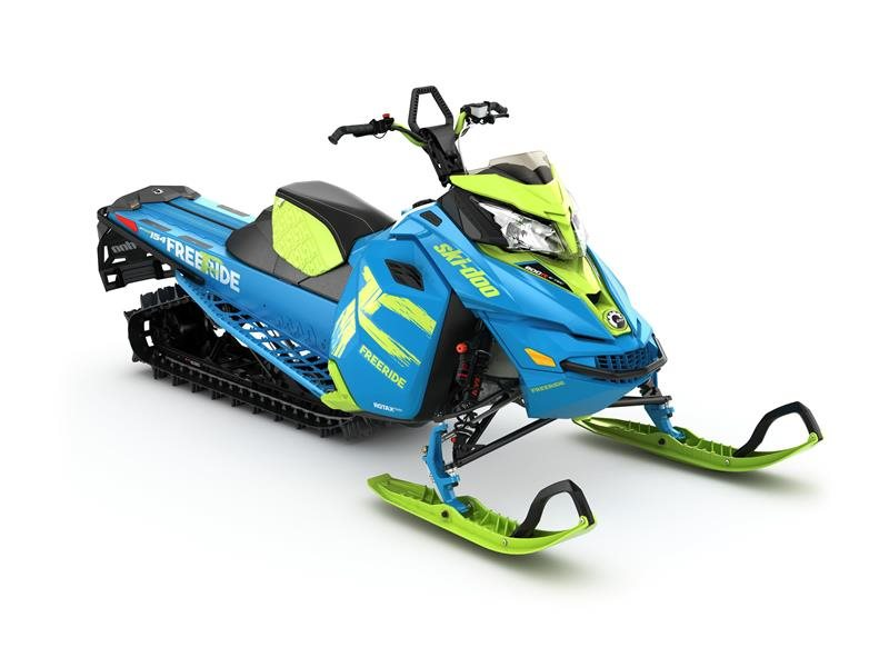 "2017 Ski-Doo Freeride 154 E.S. Powdermax 2.5"" in Unity, Maine"