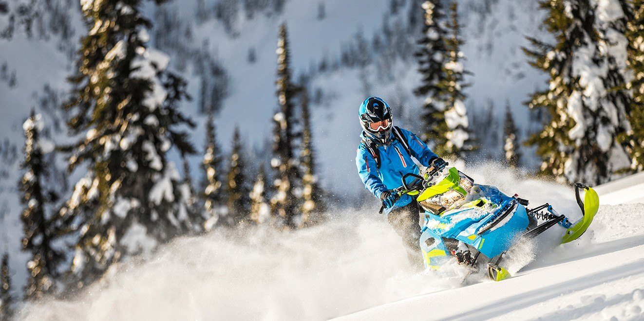 "2017 Ski-Doo Freeride 154 Powdermax 2.5"" in Island Park, Idaho"