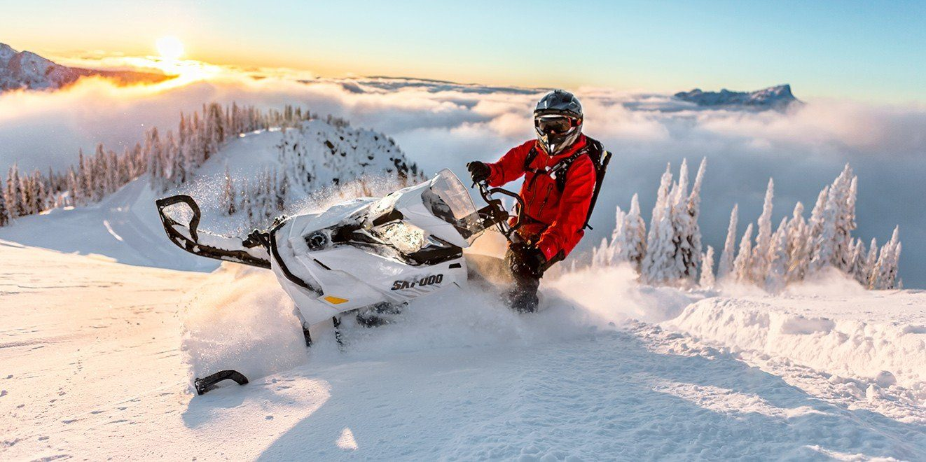 "2017 Ski-Doo Summit Burton 154 800R E-TEC E.S., PowderMax 2.5"" in Hanover, Pennsylvania"