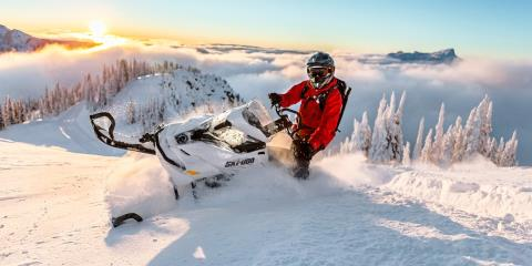 "2017 Ski-Doo Summit Burton 154 800R E-TEC, PowderMax 2.5"" in Clarence, New York"