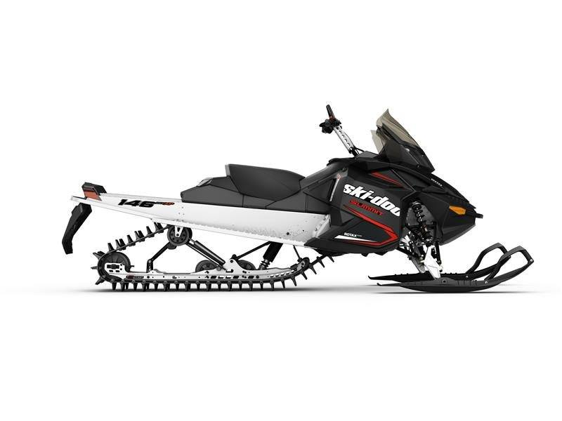 2017 Ski-Doo Summit Sport 146 600 Carb, PowderMax 2.25 in Butte, Montana
