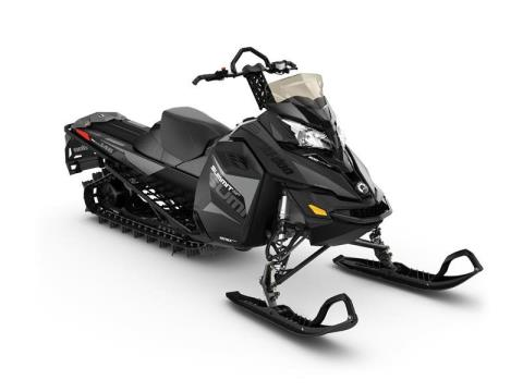 2017 Ski-Doo Summit SP 146 600 H.O. E-TEC E.S., PowderMax 2.5