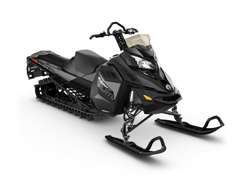 "2017 Ski-Doo Summit SP 154 600 H.O. E-TEC E.S., PowderMax 2.5"" in Hanover, Pennsylvania"