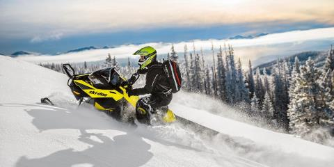 "2017 Ski-Doo Summit SP 154 600 H.O. E-TEC E.S., PowderMax 2.5"" in Butte, Montana"